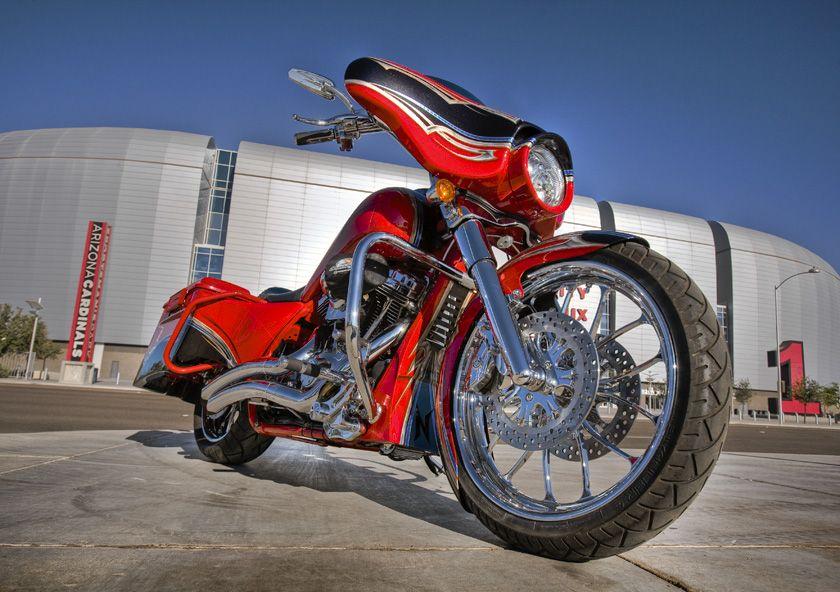 Custom Harley Davidson Paint Sets