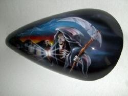 Grim Reaper Full Color Picture